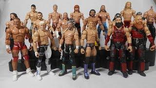 EPIC CUSTOM ELITE WWE FIGURES! 2018 Elite Bludgeon Brothers - WK12 Jericho & Omega