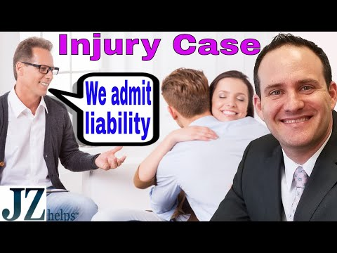 What Is Admitting Liability In A Personal Injury Case? (Real Examples)