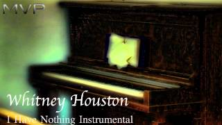 Whitney Houston - I Have Nothing Piano Instrumental + Download