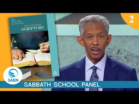 The Origin and Nature of the Bible - Lesson 2: 3ABN Sabbath School Panel - Q2 2020