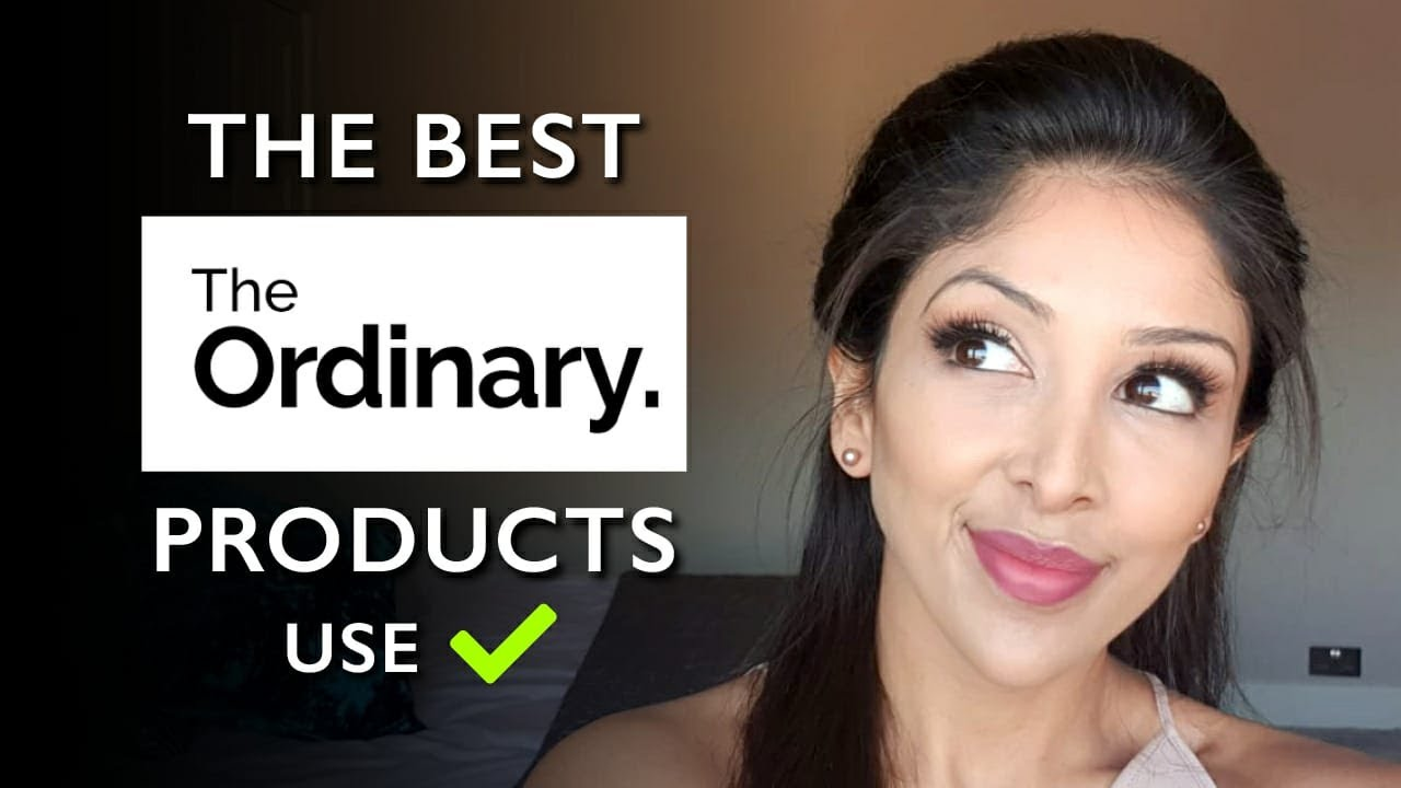 Download The Ordinary Products DOCTOR V Recommends for Brown/ Black skin    the ordinary skincare  DR V   SOC
