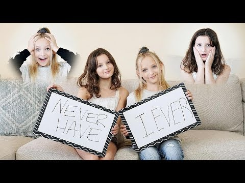 Never Have I Ever! with Hayley LeBlanc! and DARES! Lilly K
