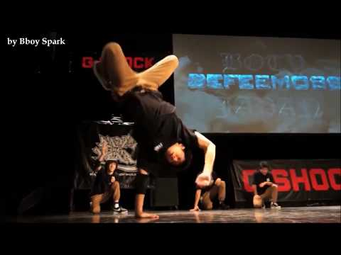 hand hops kill the beat tricks combo( bboy ashitaka ,gen,shi