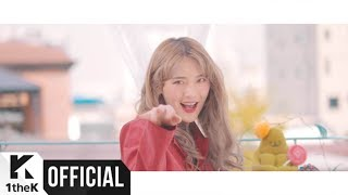 [MV] Leebada(이바다) _ Crush on you(지금 뭐해)