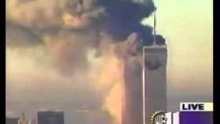 9-11 world trade center New York City terrorist attacks live