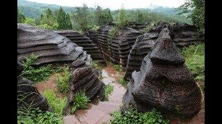 Китай: Парк Красные Камни/China: Red Rocks Park