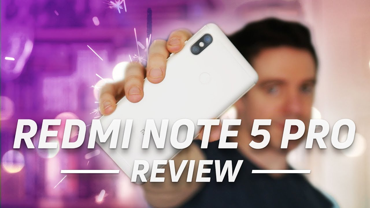 Redmi Note 5 Pro review - Android Authority