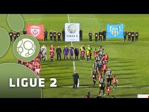 AC Arles Avignon – AS Nancy-Lorraine (1-2) – 07/03/14 – (ACA-ASNL) – Résumé