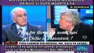 Sergiu Nicolaescu -  Adevarul despre Revolutie.