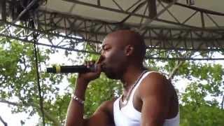 Smoothe Da Hustler & General DV- The Hustle Don't Love You @ Central Park, NYC