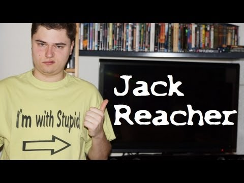 JACK REACHER (Christopher McQuarrie) / Playzocker Reviews 4.99
