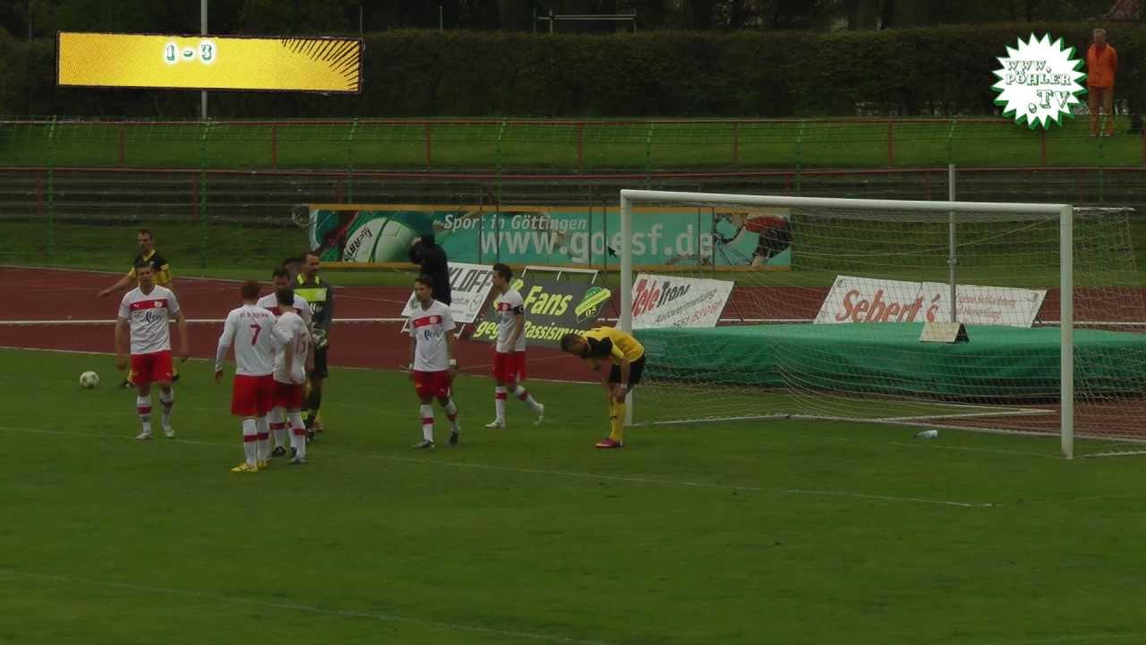 Fußball Oberliga Niedersachsen