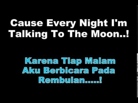 Talking To The Moon - Bruno Mars Lyrics | Terjemah