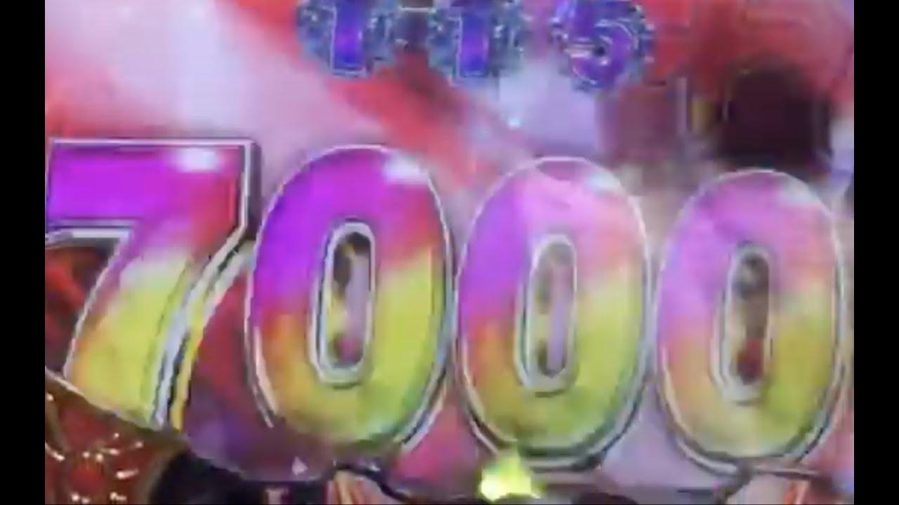 パチンコ新台CR北斗の拳8 小当たり一撃7000発炸裂!!!衝撃の出玉速度!!!新台 実践 激アツ プレミア サミー
