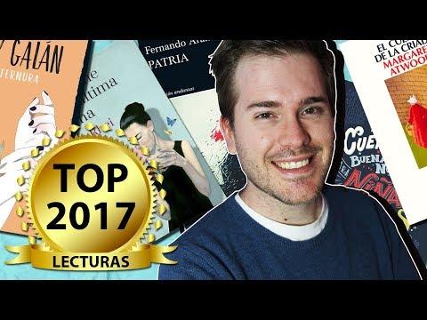 MEJORES LECTURAS 2017 | TOP LIBROS | Javier Ruescas