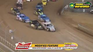 VMS REWIND - Budweiser Modified Feature 062919