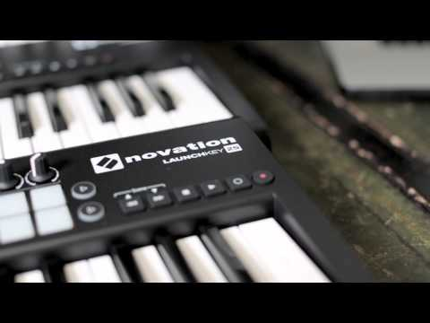 Novation Launchkey 61 MK2 USB Controller Keyboard