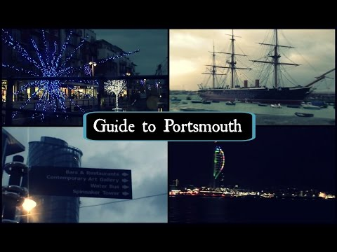 Tourist Guide to Portsmouth