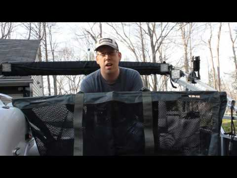Fish Weighing Sling Review - Bottom Dwellers Tackle Weigh Sling