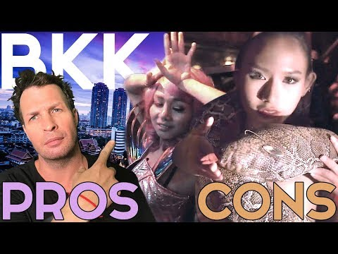 "BANGKOK THAILAND!! THE ""PROS AND CONS"" - JONNY'S LIVING IN THAILAND VLOGS"