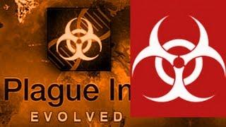 Mega Brutal Bio Weapon Plague Inc: Evolved Gameplay