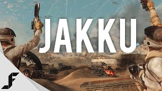 JAKKU! - Gameplay and First Impressions