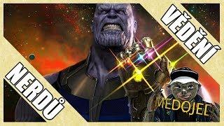 Vědění nerdů: Infinity Stones / Kameny nekonečna vysvětleny |kde se vzaly, co umí, jak je porazit|