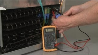 Refrigerator Not Making Ice? Inlet Valve Test, Troubleshooting