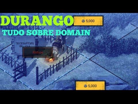 DURANGO - TUDO SOBRE DOMAIN