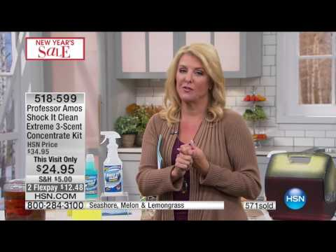 HSN | Home Solutions featuring Bissell 01.01.2017 - 08 PM