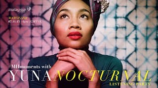 "[Live Event] Yuna ""NOCTURNAL"" Listening Party"