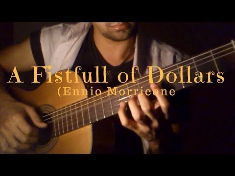 12. A Fistful of Dollars Theme (Ennio Morricone) - Classical Guitar by Luciano Renan