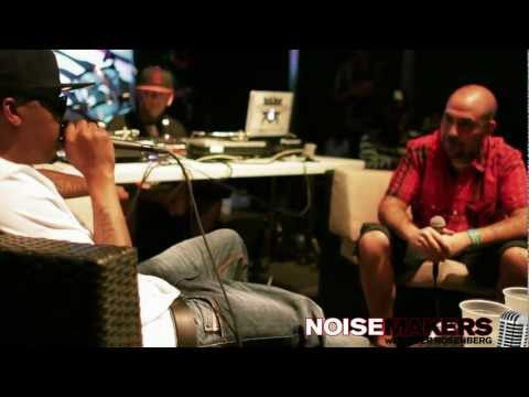 Noisemakers with Peter Rosenberg : Nas (from SXSW 2012)
