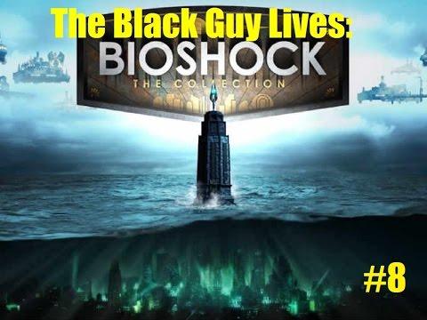 The Black Guy lives: Bioshock 8- Shy, Expert Photographer!