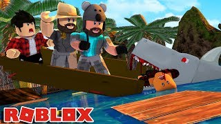 SHARK ATTACK IN ROBLOX