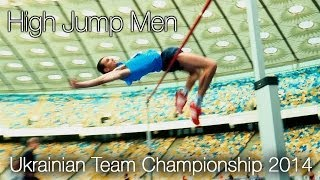 High Jump Men (Ukrainian Team Championship 2014)