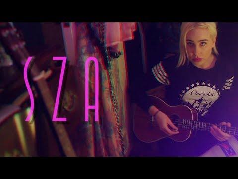 Sza - Go Gina (( Acoustic ))
