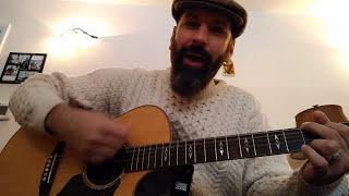 NVRWUZ Wild Rover acoustic