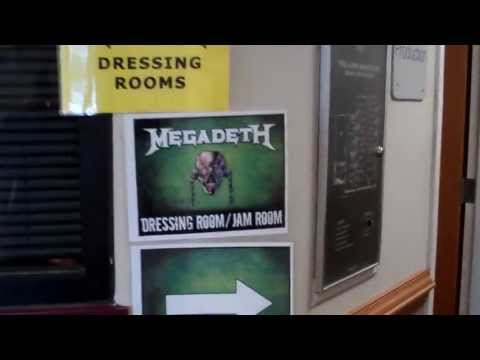 Megadeth - David Ellefson in Raleigh, NC - Iron Maiden, Megadeth Tour 2013 Thumbnail image
