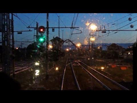 Cab Ride Milano Garibaldi - Legnano sul Treno del Mare (Real Audio) | Parte 2 da Rho a Legnano