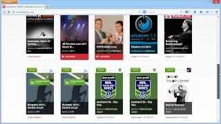 Как транслировать видео на сайт через LiveStream. Часть 1(Если вы хотите организовать онлайн-трансляцию какого-то мероприятия и вывести видео прямо на страницу..., 2014-02-14T10:08:29.000Z)