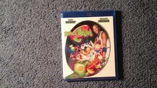 Unboxing Space Jam Blu-Ray