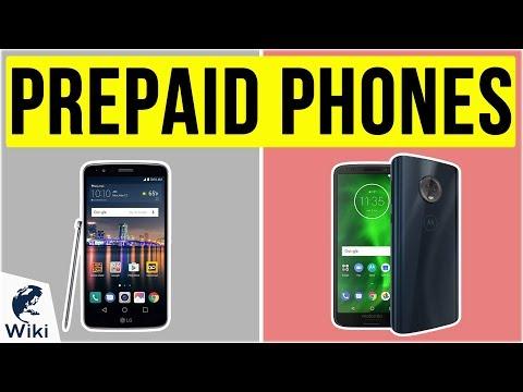 10 Best Prepaid Phones 2020