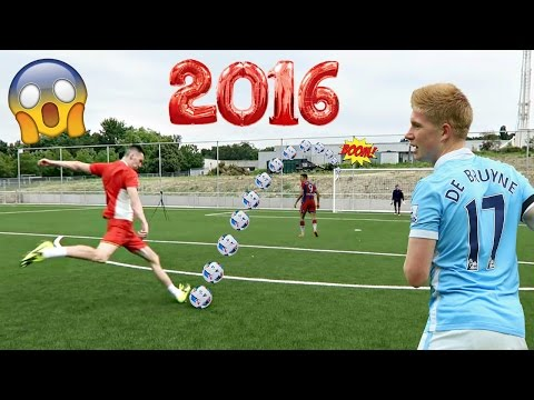 TOP 10 GREATEST FOOTBALL MOMENTS OF 2016!!! *MIANDMORE*