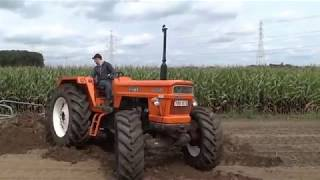 Fiat 1300 DT Tractor 4X4  Pulling and Drifting Must watch HD