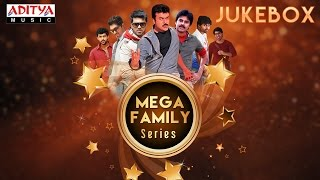 Mega Family Series || Telugu Hit Songs Jukebox Vol. 2