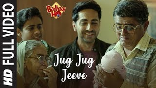 Jug Jug Jeeve (Full Video Song) | Badhaai Ho