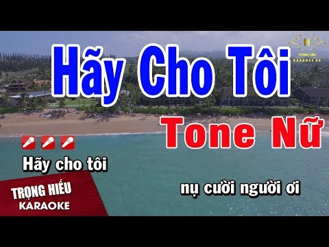 Hãy Cho Tôi - Cao Thi Thuy Linh ft Lam Trinh