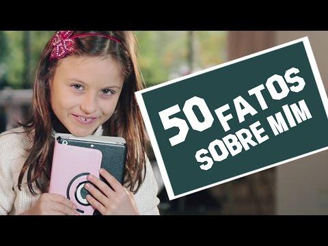 50 FATOS SOBRE MIM - RAFA GOMES