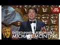 Michael McIntyre wins Best Entertainment Performance BAFTA - The British Academy Television Awards